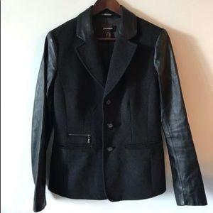Danier Leather Blazer Jacket